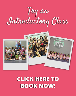 Try an Introductory Class - Click here to book now!