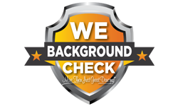 We Background Check! - More than just great dancing!