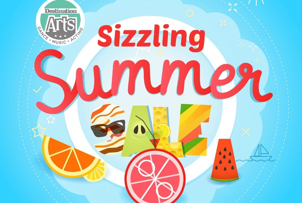 Sizzling Summer Sale Before April 1!