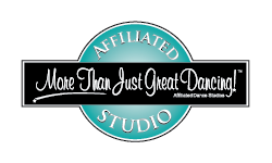 More than Just Great Dancing! Logo