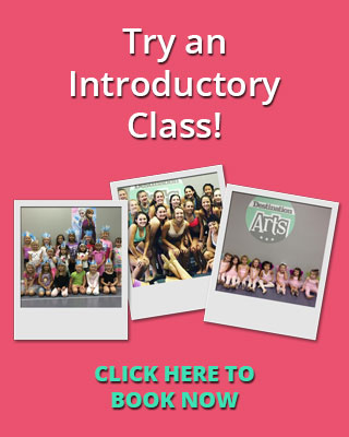 Try an Introductory Class - Click here to register.