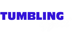 Tumbling Effect Logo