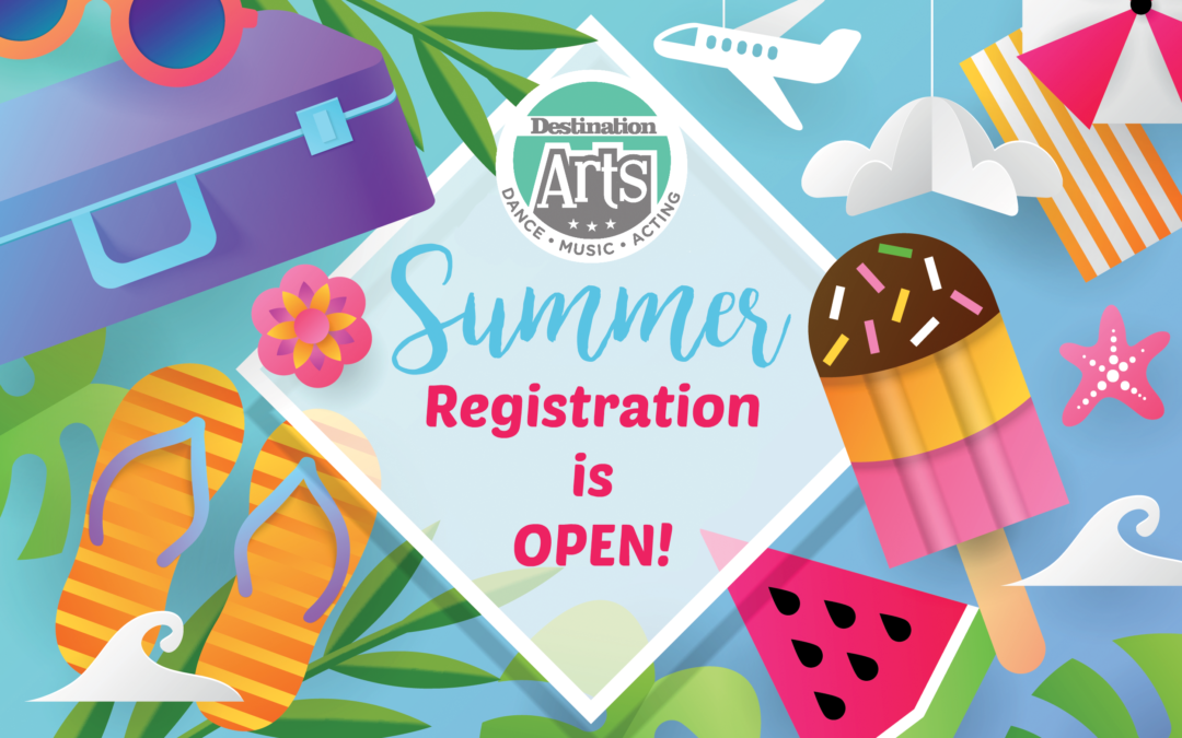 Summer 2018 Is Open for Registration!