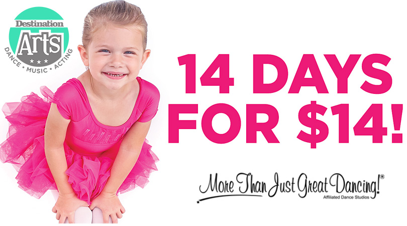 14 Days for $14!