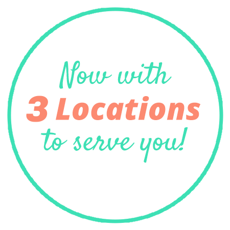Now with 2 Locations to serve you!