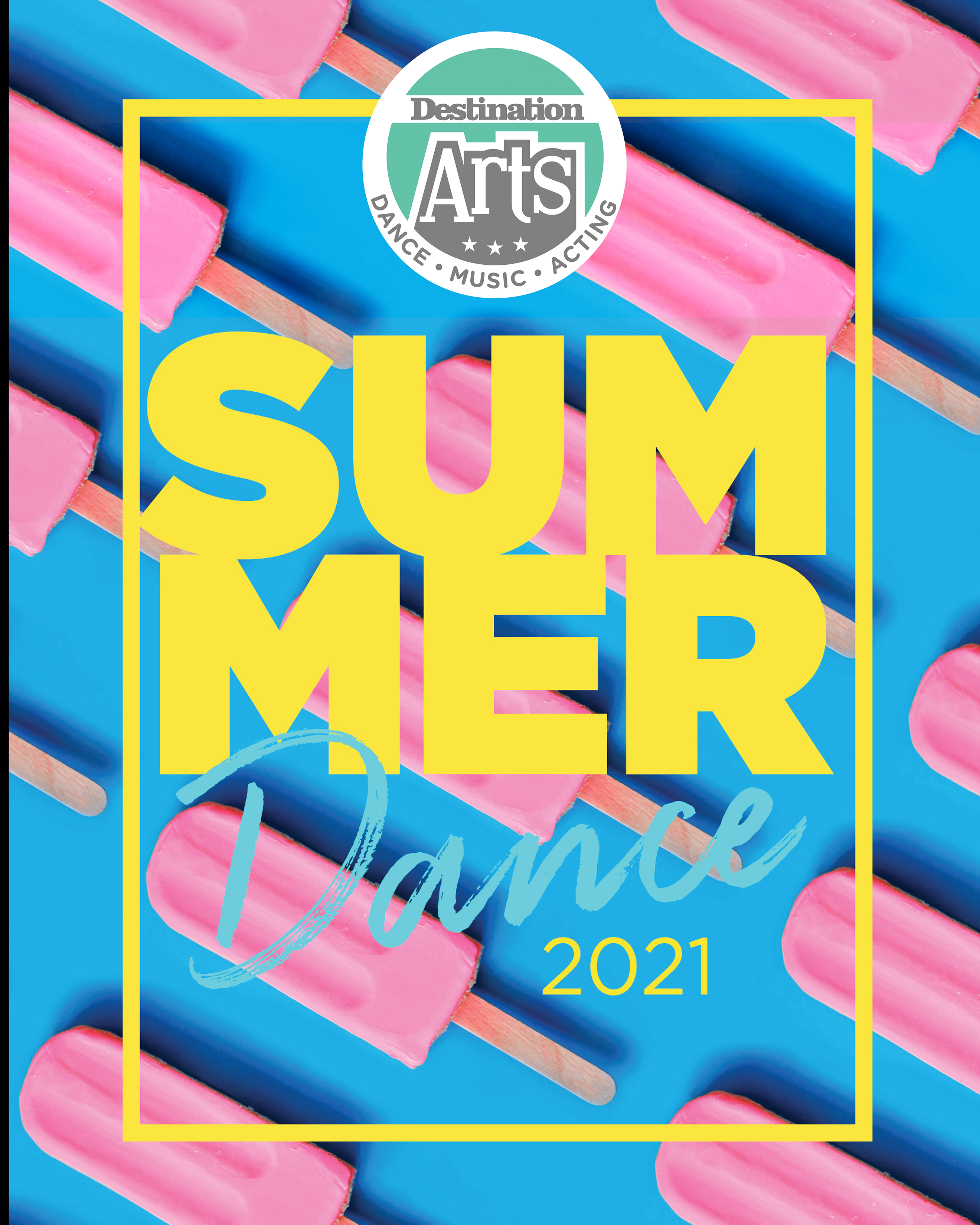 Summer 2021 Is Now Available for Registration!